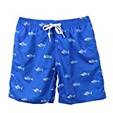 MILANKERR Big Boys' Swim Trunks Beach Shorts