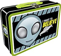 Aquarius Alien Believe Regular Tin Fun Box