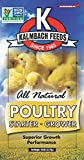 Kalmbach Feeds 1 Piece Chick Starter Grower Crumbles, 50 Lb