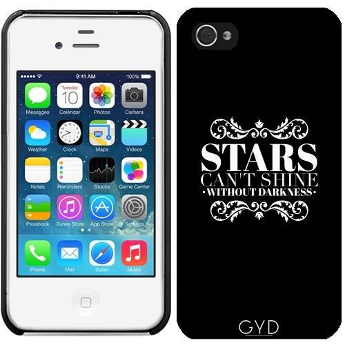 Coque pour Iphone 4/4S - étoiles by les caprices de filles