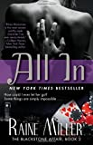 all in the blackstone affair part 2 by miller raine 2013 paperback