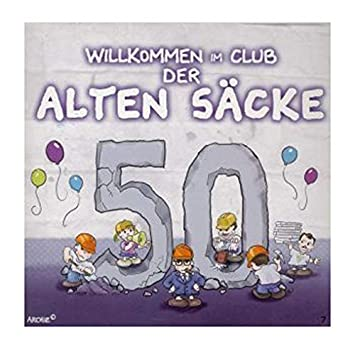 Brilliant Depesche 3865 007 Archie 50Th Birthday Musical Greetings Card Personalised Birthday Cards Cominlily Jamesorg