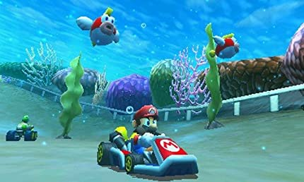 Amazon com: Mario Kart 7: Nintendo of America: Video Games