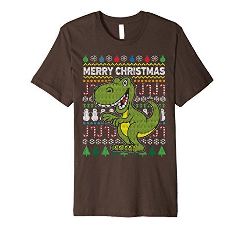 Mens Dinosaur Wildlife Merry