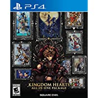 Kingdom Hearts All-In-One Package for PlayStation 4 by Square Enix