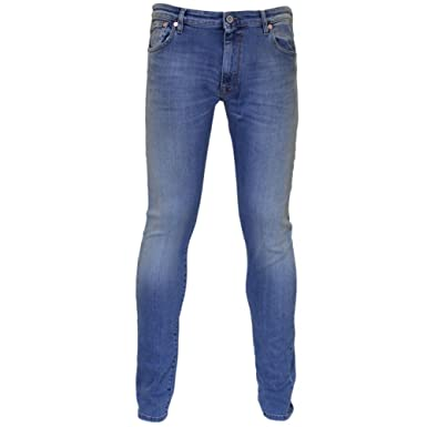 Franklin Homme Jeans amp; W36Regular Bleu Bleu Marshall WO8awB