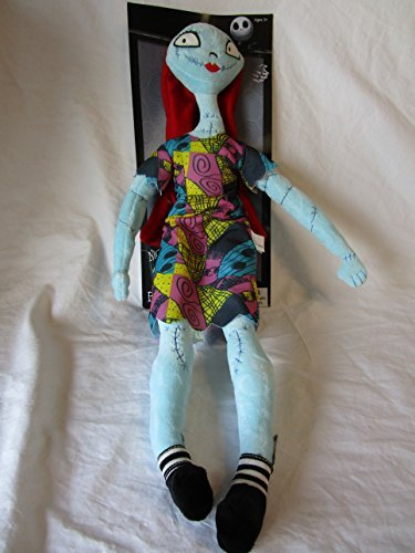 (The Nightmare Before Christmas Sally Large Pose-able Plush Doll - 24)