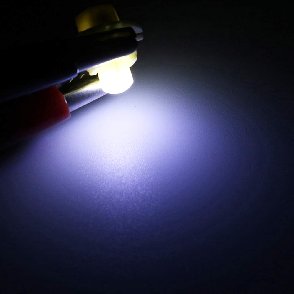 TABEN T3 Neo Cuneo LED lampadine A//C climatizzatore Controllo luci luci di Controllo Cluster Instrument Dashboard lampadine Bianco
