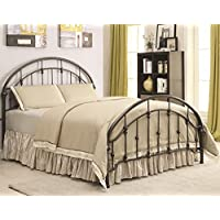 Coaster 300407T Home Furnishings Bed, Twin, Bronze