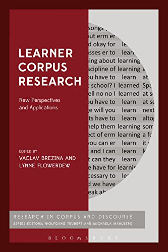 Learner corpus research : new perspectives and applications