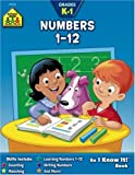 Numbers 1-12 K-1, Joan Hoffman, 0938256262