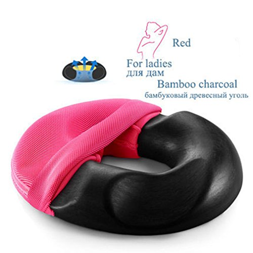 Orthopedic Memory Foam Seat Cushion For Chair Car Office Home Bottom Seats Massage For Shaping Sexy Buttocks