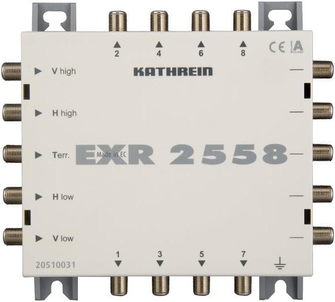 Kathrein Exr 2558 Satelliten Zf Verteilsystem Elektronik