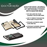 Underground Toys Doctor Who Journal of Impossible
