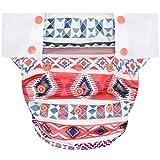 HappyEndings Toddler/Kid Pull On Reusable Cloth Diapers/Training Pants (Medium, (Fits 35-50lbs), Boho)