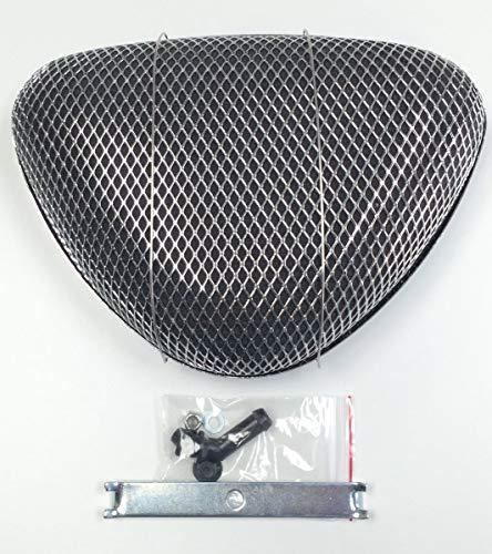 (Hot Rod Super Flow Low Profile Triangle Air Cleaner - Performance Edelbrock Rat )