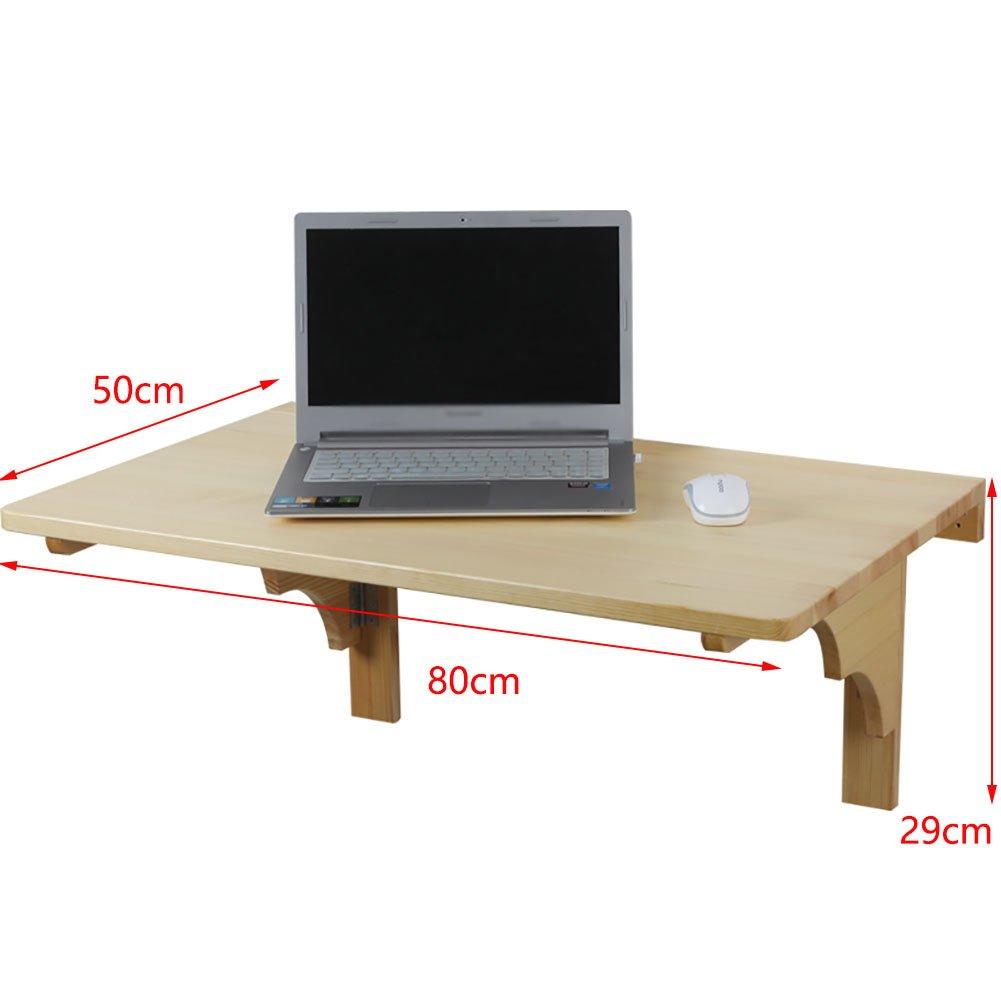 pliante Table Mural pliable Etabli pour ordinateur Table 2eEH9DIWY