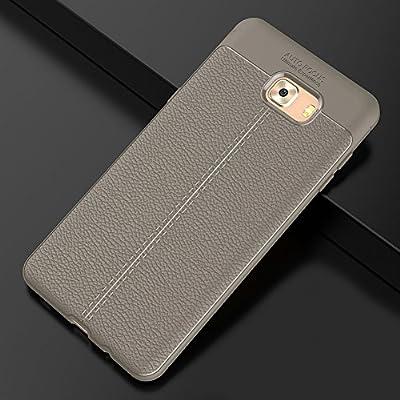 Funda Samsung Galaxy C9 Pro, MSVII® Anti-Shock Silicona TPU Funda Case Cover + Protector de Pantalla Para Samsung Galaxy C9 Pro: Amazon.es: Electrónica