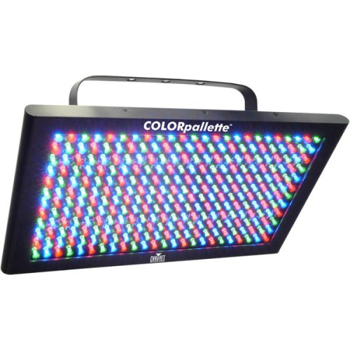 CHAUVET DJ COLORpalette LED RGB Wash Light Panel by CHAUVET DJ