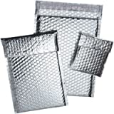 Aviditi INM811 Cool Shield Bubble Mailers, 8'' x 11'' (Pack of 100)