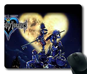 Kingdom Hearts Game Mouse Pad/Mouse Mat Rectangle by ieasycenter
