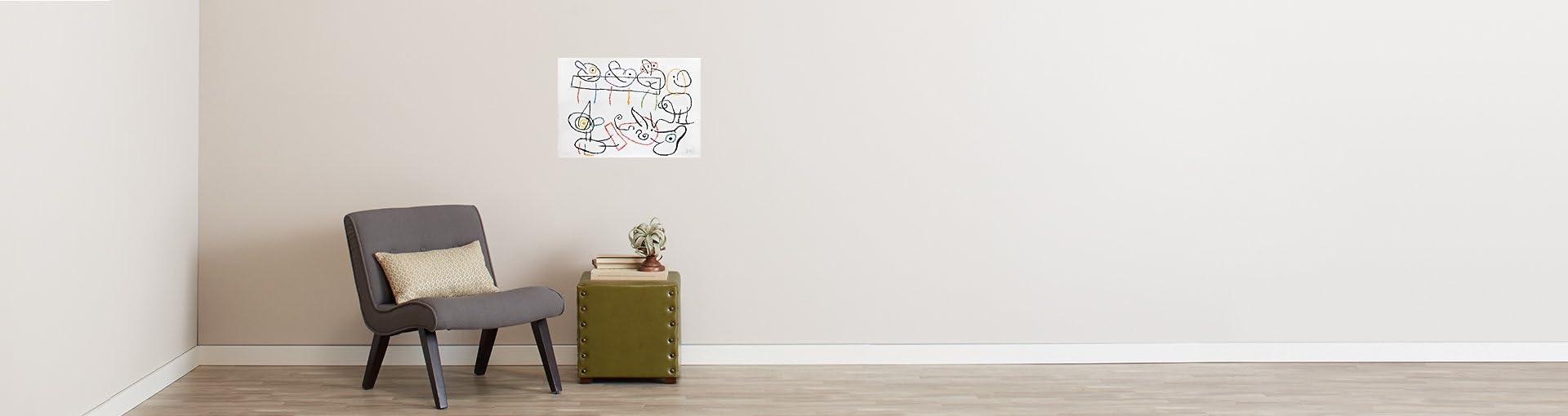 Amazon.com: Ubu Aux Baléares: Joan Miro: Fine Art