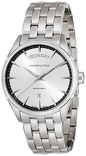 HAMILTON watch Jazzmaster Day Date H42565151 Men's [regular imported goods]