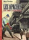 Les Apaches de Belleville par Tardieu