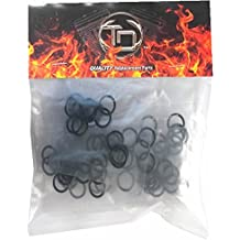 50 PACK (#11105) Harley / Buell Drain Plug O-Ring Replacements Harley Replacement