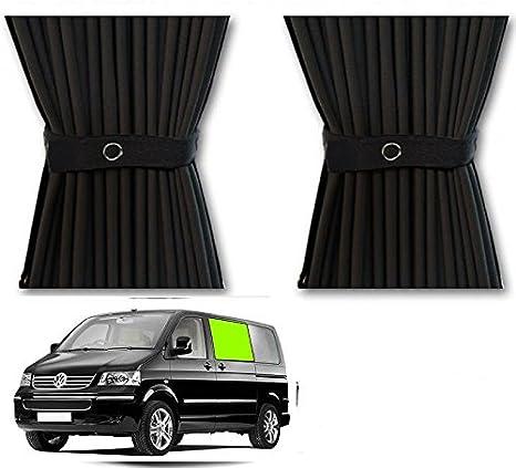 Kit de cortina para puerta corredera para caravana VW T5: Amazon.es: Coche y moto