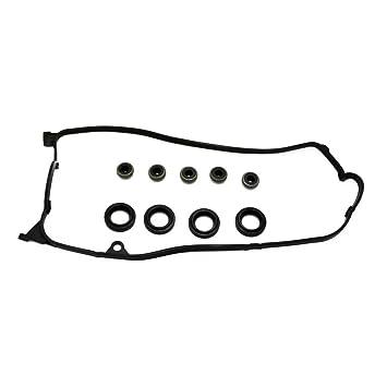 tbk312 Fits 01 - 05 honda civic VTEC - 1,7 d17 a tapa correa de distribución Kit válvula bomba de agua: Amazon.es: Coche y moto