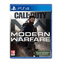 Promoción Call of Duty Modern Warfare