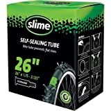 "Slime 30045 Self-Sealing Smart Tube, Schrader Valve (26 x 1.75-2.125"")"