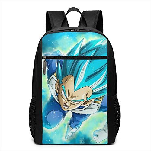 HJFRDVBNT Dragon Ball Super Vegeta Super Saiyan Blue Practical Bag FreshOne Size