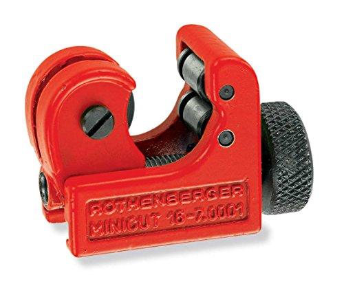 Rothenberger 70402 MINICUT II PRO Tube Cutter, 1/4