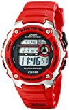 Casio Men's WV-200A-4AVCF Wave Cepter Red Watch