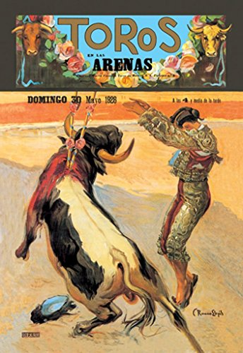 Buyenlarge Bullfighter Toros En Las Arenas 1928 Wall Decal, 48'' H x 32'' W by Buyenlarge