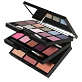 e.l.f. 22 Piece Mini On The Go Palette, 0.66 Ounce