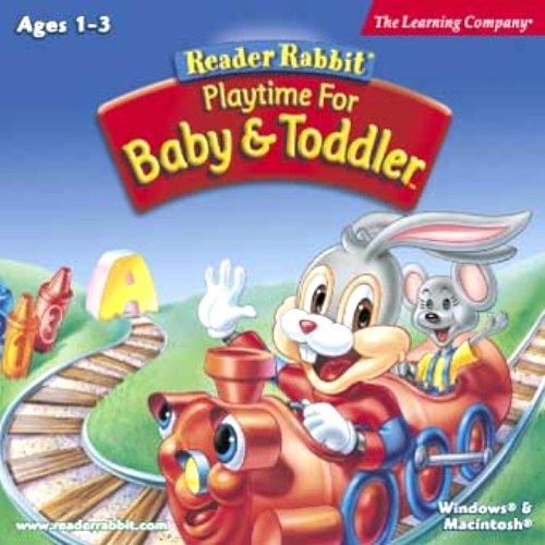 Reader Rabbit Playtime For Baby & Toddler