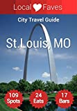 St. Louis, MO - Travel Guide: Visual Travel Guide to St. Louis Missouri with 109 Spots (Guidelet City Travel Guide)