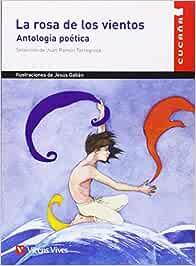 La Rosa de los Vientos. Antología Poética (Colección