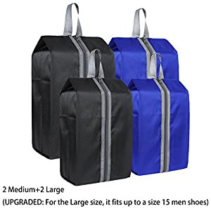 Portable Travel Shoe Bags Storage Organizer Bag for Men Women