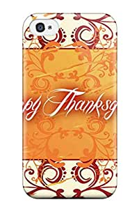 8302295K27457011 Hard Plastic Iphone 4/4s Case Back Cover,hot Thanksgivings Case At Perfect Diy