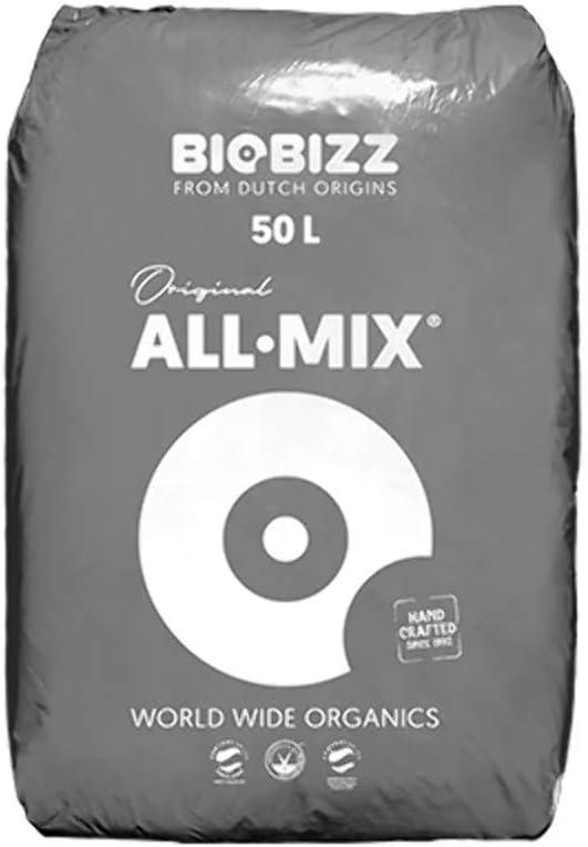 Biobizz - Tierra All.Mix en bolsa de 50 litros