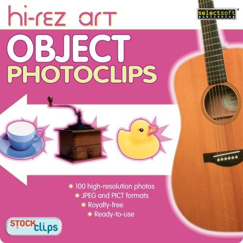 High-Rez Art: Object PhotoClips [Download] (Stock Photos Clipart)
