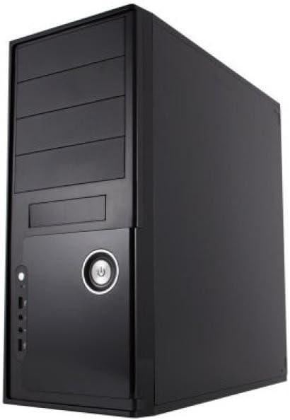 Nox Kairos - Semitorre ATX, color negro: Amazon.es: Informática