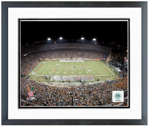Orange Bowl Miami Hurricanes Final Home Game Photo 12.5