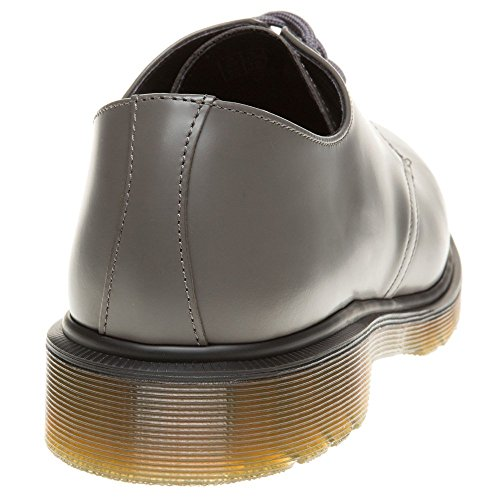 Stringate Scarpe Martens Dr 1461 Smooth Adulto Unisex Basse Grau Last Brogue 84 Od71SYwq1