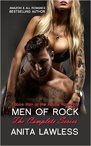 Download gratis bøger online til ibooks Men of Rock the Complete Series: Taboo Man of the House Romance PDF