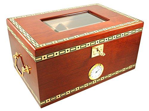 - Cigar Star 150 Cigar Humidor Luxury Havana Dreams Limited Edition 100% Hand Crafted